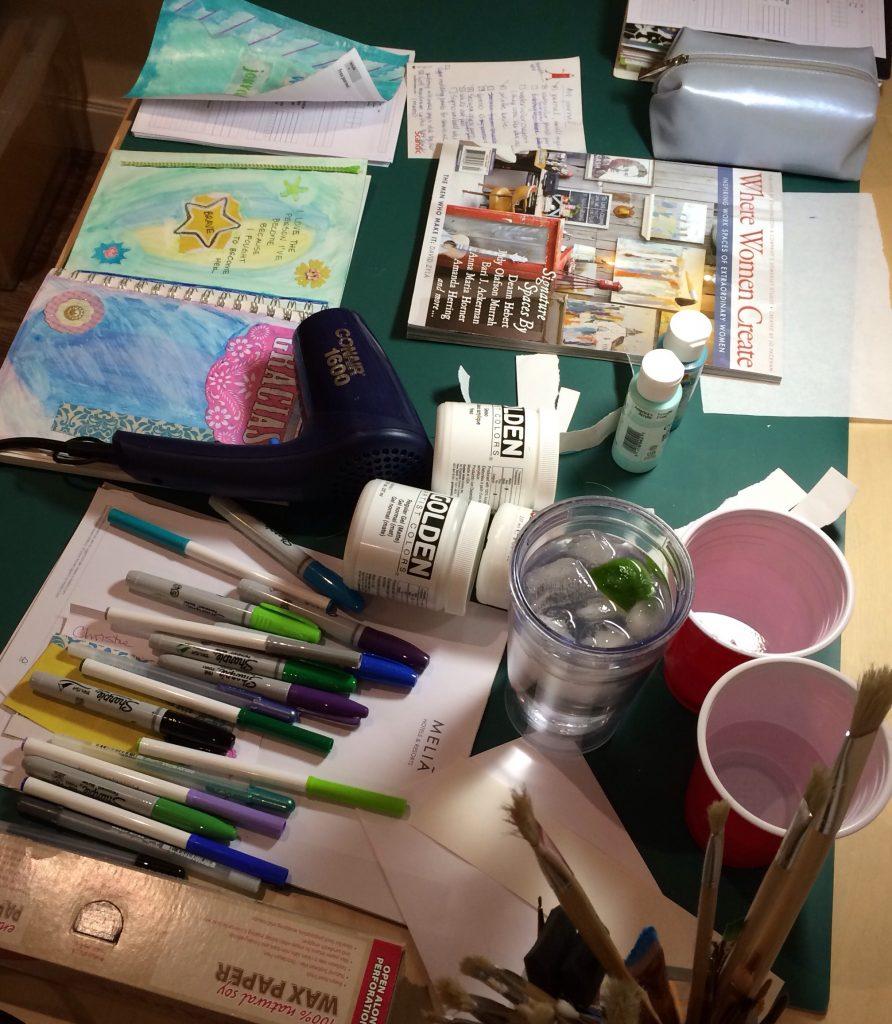 Art_Journal_Desk