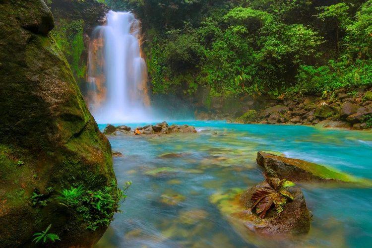 Tamarindo-Waterfall