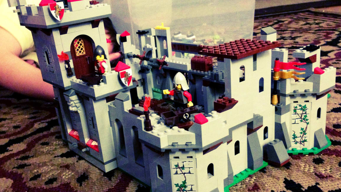 Can Playing With Lego Make You More Creative?