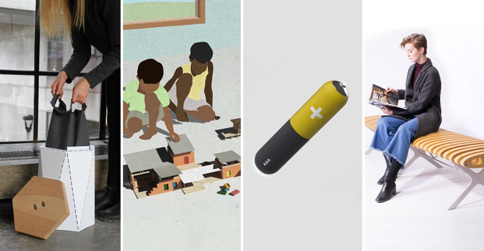 Designers, Students Get Creative for Final Cradle to Cradle Product Design Challenge