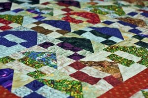 Quilts — Masterpieces of the heart and windows into women's history