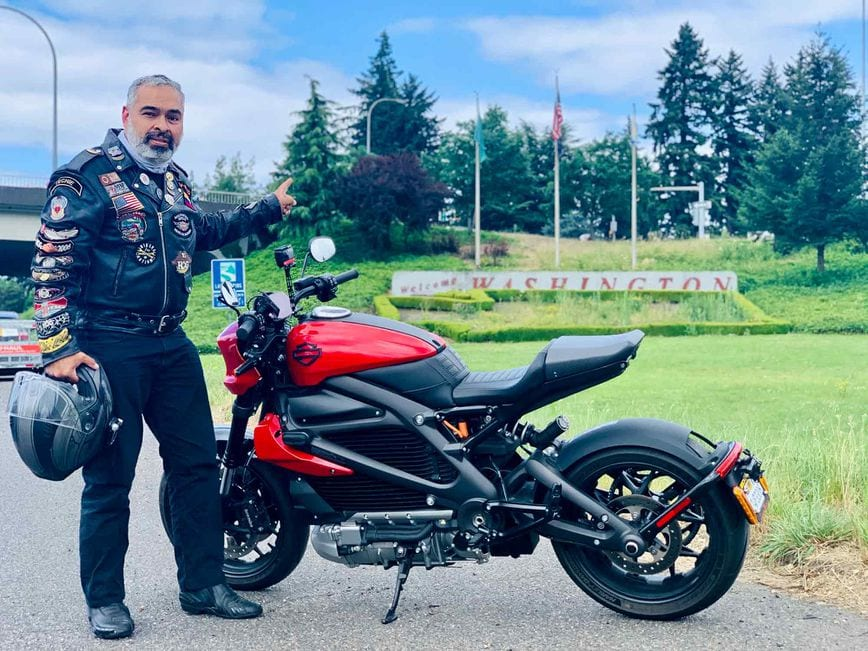 Harley's LiveWire Completes Historic Border-To-Border Trip